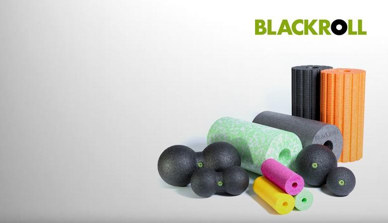 Blackroll masážní válce