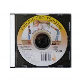 CD cvičení pro těhotné (originál Mudr. Smíšek)