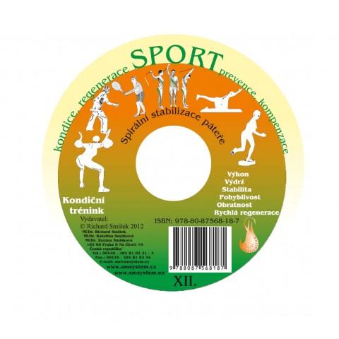 CD sport (originál Mudr. Smíšek)