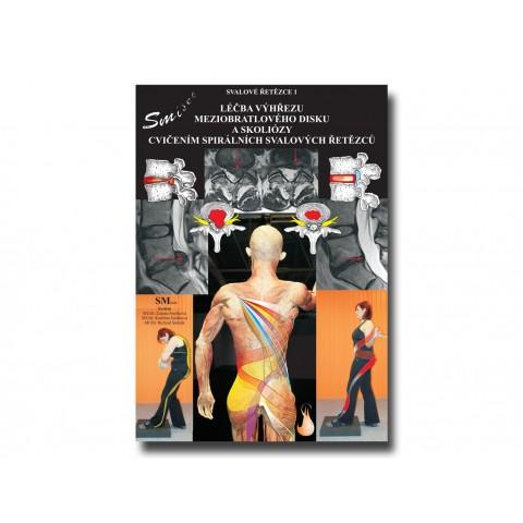 Kniha Výhřez meziobratlového disku (originál Mudr. Smíšek)