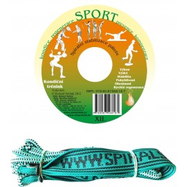 CD sport + elastické lano SM systém (originál Mudr. Smíšek)