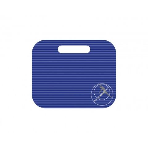 Trendy malá podkládací podložka 35x30x1,5 cm (barva modrá)