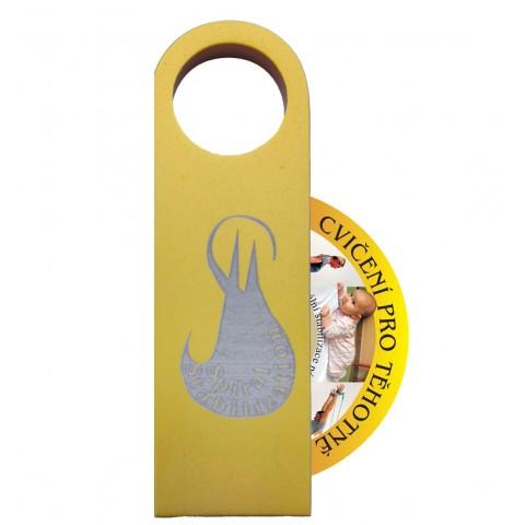 USB cvičení pro těhotné (originál Mudr. Smíšek)