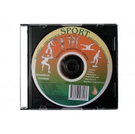 DVD SPORT (originál Mudr. Smíšek)
