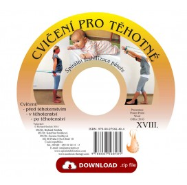 Cvičení pro těhotné (originál Mudr. Smíšek) - KE STAŽENÍ